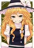 魔理沙の子供っぽい笑顔が可愛すぎて