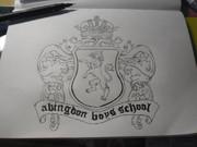 abingdon boys school logo