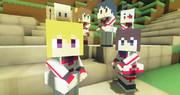 【Minecraft】littleMaidMobでIS