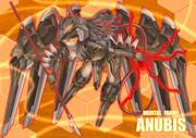アヌビス擬人化