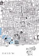 地図状線描2