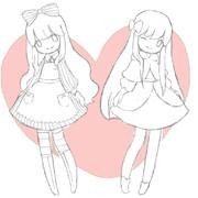 アリスと赤ずきんちゃん