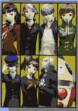 persona4 キャラクター