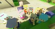 【Minecraft】littleMaidMobでChaos;HEADとギャラクシーエンジェル