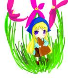 パン屋の妖精さん?