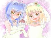 どっちも花嫁