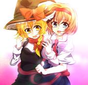 アリス&魔理沙