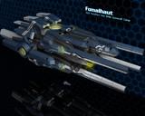 攻撃空母フォーマルハウト(γ版)