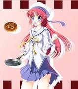 ホットケーキ大好き!