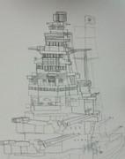 オリジナル戦艦