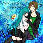 Happy Birthday!~どんさん~