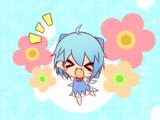 チルノちゃんで(」・ω・)」うー!(/・ω・)/にゃー!