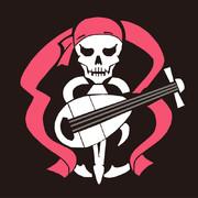 モーレツ宇宙海賊 弁天丸海賊旗 ブリッジ版