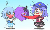 小傘×芳香