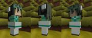 【Minecraft】littleMaidMobで匂宮出夢【戯言シリーズ】