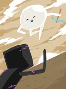 ┌(┌ ^o^)┐ホモォ…がピッケルもってエンダーマンと闘ってる画像ください!