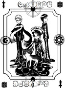 【猫RPG×青鬼 】Monochrome Tarot(修正版)