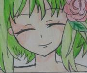 【手描き】GUMI