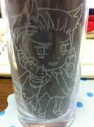 ムキムキ彫ってみた。