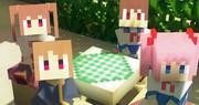 【Minecraft】littleMaidMobで阿知賀vs清澄