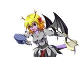 大妖精のソードワールド2.0 支援絵 ルーミャ2