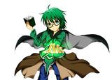 大妖精のソードワールド2.0 支援絵 リグー