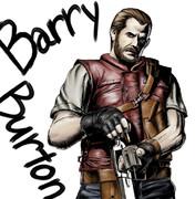 バリー・バートン