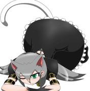 ゼアルの猫娘