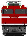 EF8195号機
