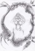 黒輪の女神