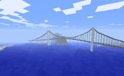 【Minecraft】海峡鉄道大橋【再うp版】