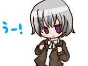 【すこし動く】うー!にゃー!あいす!!