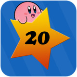Congrats on Kirby 20☆ anniv!