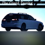 Legacy touring wagon GT-B