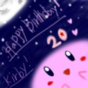 カービィ20周年!お誕生日おめでとう!
