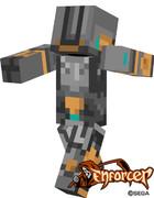 【Minecraft×BorderBreak】エンフォーサースキン