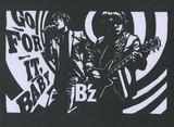 B'z 「切り絵」