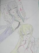 毒島さんと静香先生