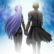 Fate/zeroのED2にアサシン出没中
