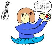 けいおん!平沢唯を書いてみました。