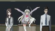 ニャル子さんが三年三組に転校してきたようです