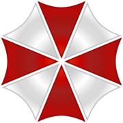 アンブレラ社のロゴ