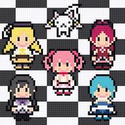 魔法少女まどか☆マギカ[64×64]