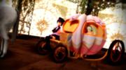 【MMD-OMF2】馬車
