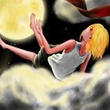 満月ルーミア