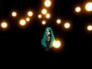 【MMD-OMF2】吊電球