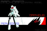 【MMD-OMF2】P3オルフェウス