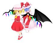 【MMD-OMF2】スカーレット姉妹