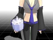 【MMD-OMF2】水作エイト