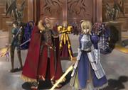 Servants' decisive battle